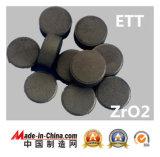 Blanc et noir Zro2 Zirconium Dioxyde évaporation Matériau