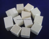 Cordierite Mulita regenerador do aquecedor de cerâmica favo de Alumina