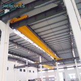 Европейская конструкция мостовой кран надземного крана прогона 5 тонн одиночный