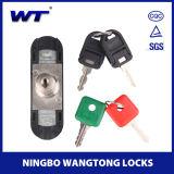 Vestuario de alta calidad de cerradura con llave y sistema Core-Removable mástil