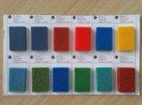 방열 실리콘 거품고무 장, 온갖을%s 가진 실리콘 갯솜 고무 장 색깔