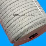 Junta refractaria de la cuerda de la fibra de cerámica del cuadrado del precio de fábrica