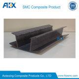 Classe preto um aspecto da superfície do molde SMC por transporte ferroviário