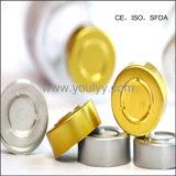 Les couvercles de 13mm en aluminium