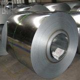 Espessura 0,4mm G60 revestido de zinco médio quente da bobina de aço galvanizado