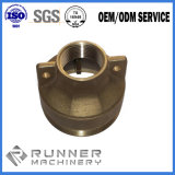 Manufacturer OEM Copper/Aluminum/Stainless Steel CNC Custom Milling/Turning Machining Leaves