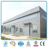 Edificios/kit de acero metálicos manufacturados prefabricados de la vertiente del metal para la venta