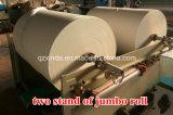 Máquina de papel de la mano de la toalla de cocina de la carpeta del alto rendimiento N