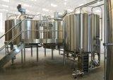 Micro fermentazione della birra dei 15 barilotti che fa macchina