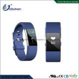 Recentste Model van De Verhouding Ce RoHS, FCC van het Hart van de Zuurstof van het Bloed van de Bloeddruk van de Manchet van de Armband Slim