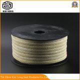 Aramid Faser-Verpackung verwendet für Kolbenpumpe, Kompressor hin- und herbewegend und bewegen Bewegungswelle-Dichtung und verschiedenen Ventilschaft der Drehdichtung hin- und her