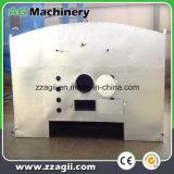 Máquina de secagem automática industrial de microplaquetas de madeira de cilindro giratório do elevado desempenho