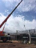 Gruppo di lavoro prefabbricato della struttura d'acciaio dell'installazione veloce che costruisce 673