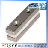 Gebruik van Magneten in het Gebruik van de Fysica voor Permanente Magneten