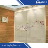 6-12 millimetri del Silkscreen di vetro Tempered di vetro della stampa per il portello dell'acquazzone