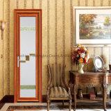 Дверь двойника Feelingtop изолируя застекляя алюминиевая алюминиевая (FT-D80)