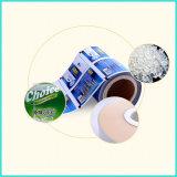 Huecograbado personalizado de calidad alimentaria ecológica laminado impreso a prueba de humedad de la lámina de fondo plano levantarse Ziplock Flexible, café, té de la bolsa de embalaje de alimentos para mascotas