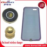 Accesorios para móviles cargador inalámbrico y el receptor de la caja y soporte para coche