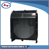 Radiador de aluminio de la base del radiador del precio de Facotry del radiador de Wd150d15-2 Genset