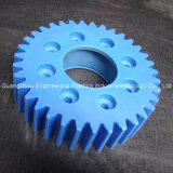 Изготовление Machined или Injected Nylon PA66 Gear Wheel