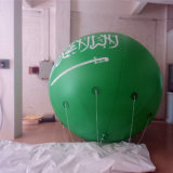 De opblaasbare Ballon van het Helium voor Reclame