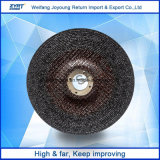 Disco abrasivo para las muelas abrasivas inoxidables de acero