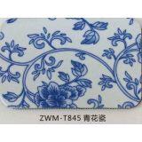 Strato-Aludong Blu-Bianco ricoprente dell'alluminio della porcellana del PE di 3mm