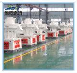 Máquina de alta qualidade dos resíduos agrícolas peletizadora com Marcação ce&ISO