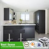 Mmodern projeta o gabinete de cozinha de alumínio barato modular do gabinete/metal de cozinha