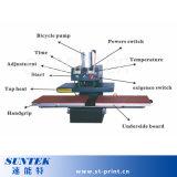 Estações dobro que trabalham a máquina de impressão da imprensa do calor da moldura do vidro de originais (STM-P06)