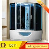 Luxo Suana sala de vapor para banho (D511)