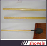 Инструменты для ведения сельского хозяйства или лопаты высокого качества с анкерными сошниками Деревянные рукоятки