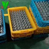 Os conectores da mangueira de alta qualidade a mangueira de acoplamento hidráulico nas conexões de engate rápido