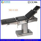 Tableau fluoroscopique électrique d'opération de matériel chirurgical d'hôpital de l'approvisionnement ISO/Ce de la Chine