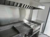 China, Snack, BBQ, Doughnut, Verkoop, Cabine, de Mobiele Aanhangwagen van het Voedsel