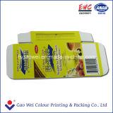 高品質のカスタム茶紙箱