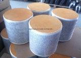 Cordierita DPF de cerámica en forma de panal de filtro de partículas Diesel