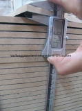 MDF 100% della melammina del pioppo della mobilia 4*8 2.5mm--25mm