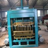 machine à fabriquer des briques Qt4-16 entièrement automatique des machines de blocs de béton pour la nouvelle machine à briques de verrouillage automatique