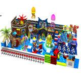 Campo da giuoco dell'interno di piccole dimensioni della strumentazione di divertimento per i bambini