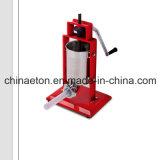 Stuffer comercial de aço da salsicha de 10L Stainelss (CV-10)