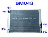 Radiatore di alluminio dei ricambi auto di qualità dell'OEM per BMW 5 E60 E61 520I 7 E65 E66 E67 E68 730I