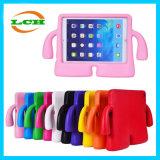 Cassa protettiva del computer portatile della gomma piuma di Kidsproof EVA per iPad