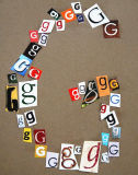 Die-Cut Alphabet Playing Cards (ST-010)