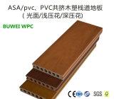 Piscine extérieure étanche WPC Decking fabricant