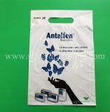 Печать для тяжелого режима работы пластиковые сумки, высокое качество