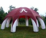 Qualità Inflatabler che fa pubblicità alla costruzione gonfiabile della tenda di campeggio della tenda, 16*6*8m