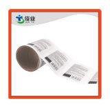 Настраиваемые бумаги для печати этикетки/наклейка высокого качества