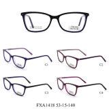 2018 de Recentste Optische Frames van het Oogglas voor Vrouwen (FXA1418)