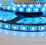 Impermeabilizzare l'indicatore luminoso di striscia di 5m il RGB LED 12V 5050